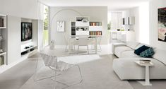 """New rigorous geometries for a house light 