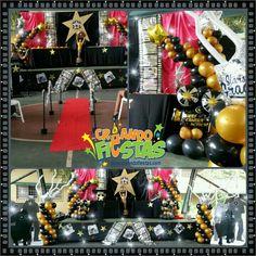 Star Grad Decoration by Creando Fiestas 787-554-5556