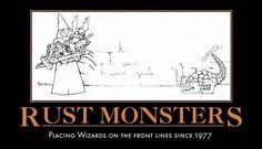 Rust Monster