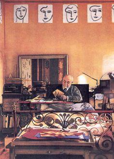 Matisse, 1948