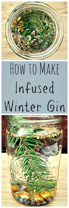 Winter Gin The perfect herbal infusion for a tasty drink to imbibe in! Make your own botanical gin.The perfect herbal infusion for a tasty drink to imbibe in! Make your own botanical gin. Cocktail Book, Cocktail Drinks, Cocktail Recipes, Alcoholic Drinks, Beverages, Bartender Drinks, Party Drinks, Homemade Alcohol, Homemade Liquor