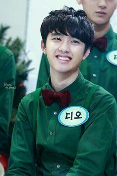 I keep saying it but, so. friggin. cute. #Kyungsoo