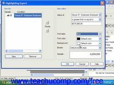 133 Best Crystal Reports Tutorials images in 2015 | Crystal