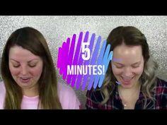 5 Min Makeup Challenge | FAIL | Vogue Bandwagon - YouTube Makeup Challenges, Makeup Yourself, Fails, Vogue, Take That, Youtube, Beauty, Fashion, Moda