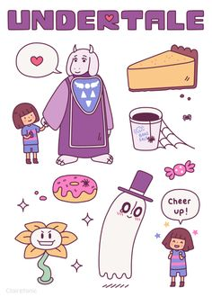 Official Undertale blog. Occasionally staffed by characters from the game. Public relations...