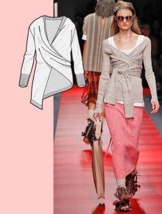 SS17 - Womenswear - Development - Knit