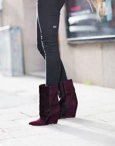 Isabel Marrant boots