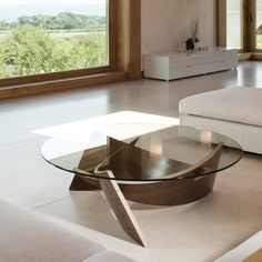 Expose Coffee Table  By Alex MacMaster & Limahl Asmall