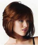 10 Bob Cut Hairstyles for Round Faces | Bob Hairstyles ...