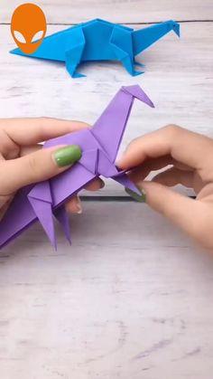 Discover more about Origami Designs Instruções Origami, Origami And Kirigami, Origami Ball, Paper Crafts Origami, Paper Crafts For Kids, Diy Paper, Oragami, Origami Videos, Origami Heart