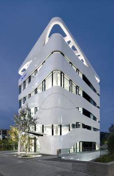 Otto Bock Healthcare, Berlin Gnädinger Architects