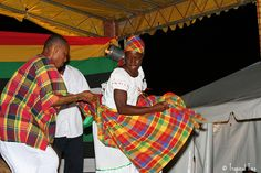 Traditional Culture Night, Dominica