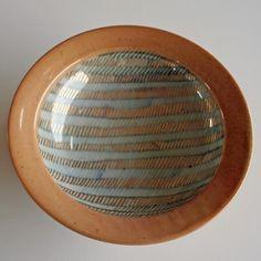 Gwen Hanssen Pigott, Woodfired Bowl;