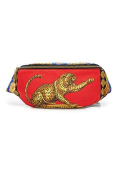 d127544a284c Versace - Pillow Talk Printed Belt Bag