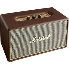 marshall stanmore bluetooth speaker | CB2