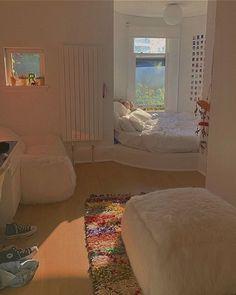 Cute Bedroom Decor, Room Design Bedroom, Room Ideas Bedroom, Pastel Room, Indie Room, Minimalist Room, Pretty Room, Aesthetic Room Decor, Dream Rooms