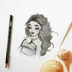 Moana...by @mindy_darling