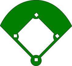 best baseball field clip art 4784 clipartion com templates rh pinterest com baseball field clip art black and white baseball field clip art outline