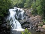 Bald River Falls; Cherokee National Forest. Just posting waterfalls I want to see yet:)