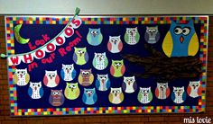 back to school bulletin boards | Miss Lovie: Back to School Party Features and Back to School Event ...
