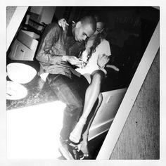 Chris Brown and Rihanna having babies?