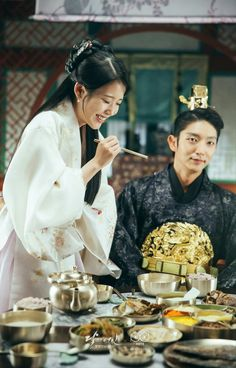Scarlet Heart Ryeo - Lee Joon Gi and IU