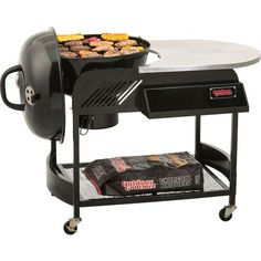 Outdoor Gourmet® Triton Charcoal Grill With Cart