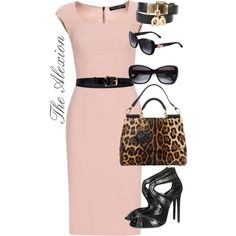 D, created by thealexion on Polyvore
