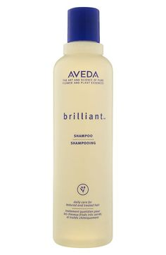 best smelling shampoo out there // AVEDA Brilliant @nordstrom