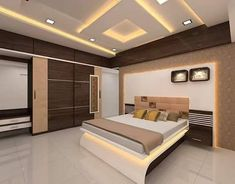 modern bedroom furniture sets and design catalogue. modern bed designs, modern bedroom furniture design, and wooden dressing table designs for bedroom. Bedroom False Ceiling Design, Luxury Bedroom Design, Bedroom Bed Design, Bedroom Furniture Design, Furniture Layout, Bedroom Sets, Modern Bedroom, Interior Design, Bedroom Designs