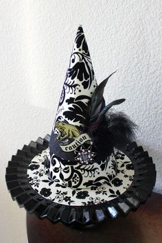 paper witch hat