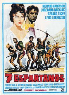 7 ESPARTANOS