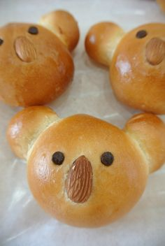 Kawaii Koala Bread
