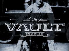 The Vault #logo