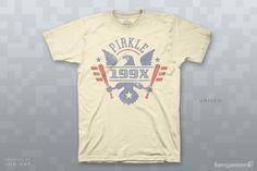 """Pirkle"" Unisex Earthbound t-shirt"