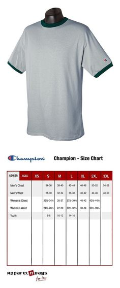 454c1ecf $4.79 - Champion T1396 5.6 oz. Cotton Tagless Ringer T-Shirt OXFORD GREY  DARK