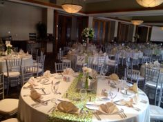Main Dining Room at The Downtown Club