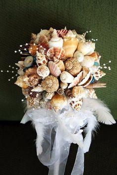 56 Stunning Beach Wedding Bouquets | Weddingomania