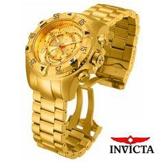2716663ffb6 Invicta Model 14473 Excursion Quartz Watch with copper face