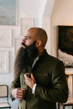 Wow. What a beard!