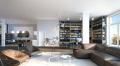 Ausstattungslinien |Eigentumswohnungen Guggach Zürich-Unterstrass