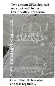 Ancient Spaceship Collision Revealed On Rock Carvings - MessageToEagle.com