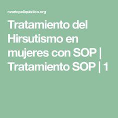 Tratamiento del Hirsutismo en mujeres con SOP | Tratamiento SOP | 1