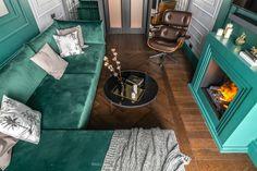 Oak Mosaic Wood Flooring Milk Chocolate Living Room Hardwood Floors, Living Room Wood Floor, Wood Flooring, Dark Colors, Herringbone, Mosaic, Home Appliances, Interior, Table