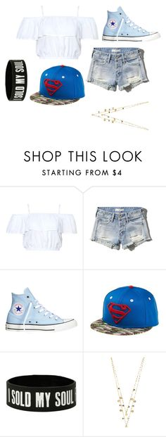 """""""Untitled #695"""" by this-is-the-world-i-live-in on Polyvore featuring Abercrombie & Fitch, Converse, Lana, women's clothing, women, female, woman, misses and juniors"""