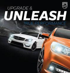 Upgrade & Unleash True Performance with Philips Automotive Lighting