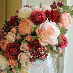 Фотографии ©Charmé / Sweet Flowers