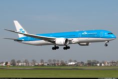 Boeing 787-9 Dreamliner - KLM - Royal Dutch Airlines | Aviation Photo #4965241 | Airliners.net