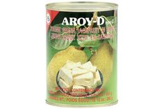 Amazon.com : Aroy-D Young Green Jackfruit In Brine 20 oz : Canned And Jarred Fruits : Grocery & Gourmet Food