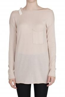 SO ALLURE - SWEATER - 230877 - POWDER - €105 - http://www.commetoi.it/eshop/index.php?id_lang=8